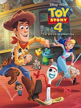 portada Toy Story 4. La Novela Gráfica