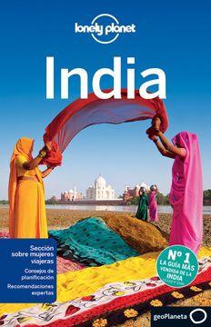 portada India 5 (Guías de País Lonely Planet)