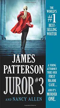 portada Juror #3 (libro en Inglés)