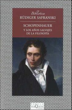 portada Schopenhauer y los Anos Salvajes de la Filosofia
