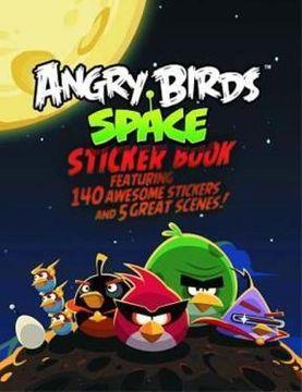 portada Angry Birds Space Busco y Encuentro