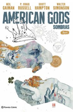 portada American Gods Sombras nº 03/09