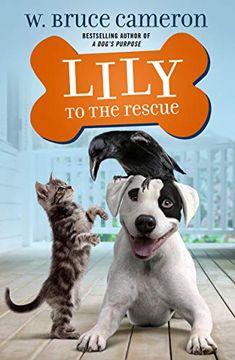 portada Lily to the Rescue (libro en Inglés)