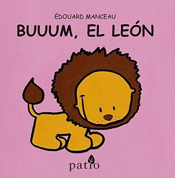 portada Buuum el Leon