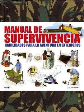 portada Manual de Supervivencia: Habilidades Para la Aventura en Exteriores