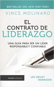 portada El Contrato de Liderazgo