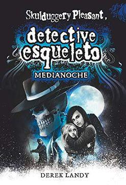 portada Detective Esqueleto: Medianoche