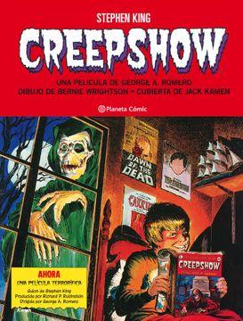 portada Creepshow de Stephen King y Bernie Wrightson