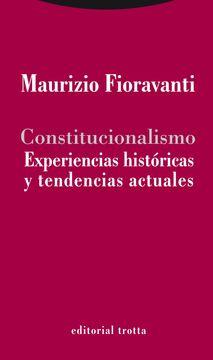 portada Constitucionalismo: Experiencias Históricas y Tendencias Actuales