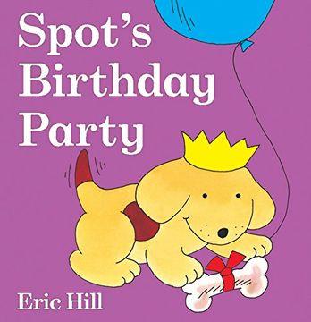 portada Spot's Birthday Party (libro en Inglés)