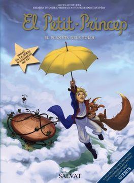 portada El Petit Príncep, 1. El Planeta dels Eolis (Català - Salvat - Comic - A. De Saint-Exupéry)