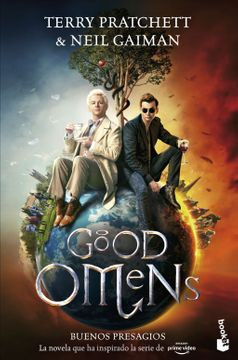 portada Good Omens (Buenos Presagios)