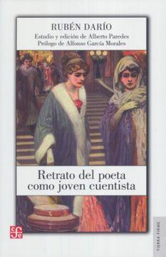 portada Retrato del Poeta Como Joven Cuentista