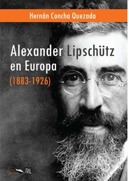portada Alexander Lipschutz en Europa (1883-1926) (Ebook)