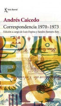 portada Correspondencia 1970-1973
