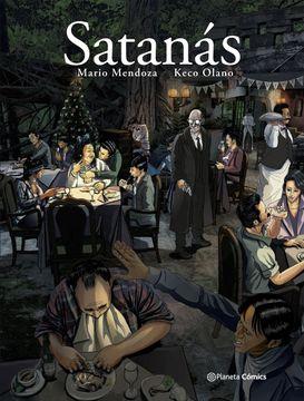 portada Satanás (Cómic)