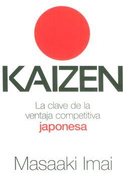 portada Kaizen. La Clave de la Ventaja Competitiva Japonesa