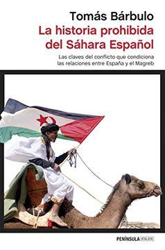 portada La historia prohibida del Sáhara español