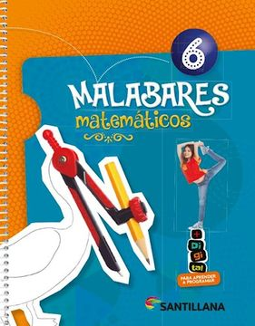 portada Malabares Matematicos 6