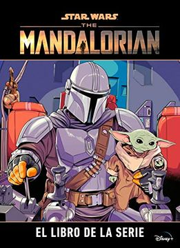 portada Star Wars. The Mandalorian. El Libro de la Serie