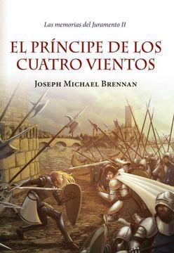 portada El Principe de los Cuatro Vientos