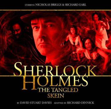 portada The Tangled Skein (Sherlock Holmes)