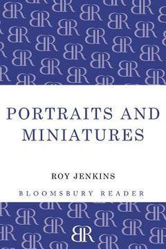 portada portraits and miniatures