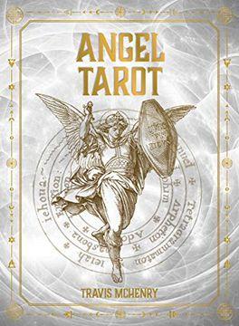 portada Angel Tarot (libro en Inglés)