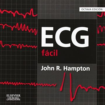 portada Hampton, j. R. , ecg Fácil 8 ed. © 2014