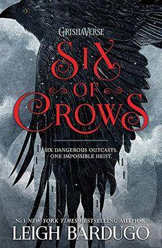 portada Six of Crows - Book 1 (libro en Inglés)