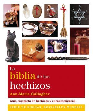 portada La Biblia de los Hechizos