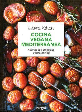 portada Cocina Vegana Mediterranea