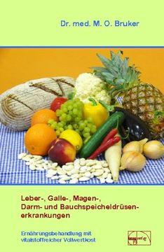 portada leber-, galle-, magen-, darm- und bauchspeicheldrüsenerkrankungen