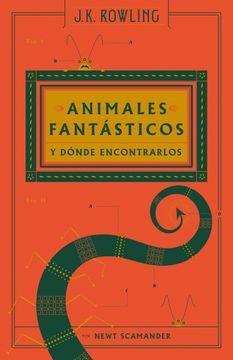 portada Animales Fantasticos y Donde Encontrarlos