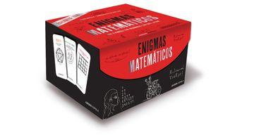 portada Enigmas Matemáticos
