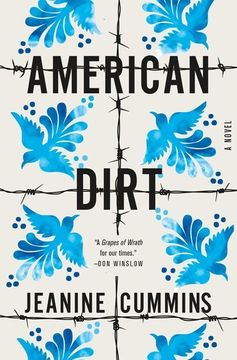 portada American Dirt - Flatiron Books  **January 2020**