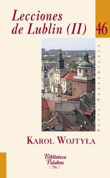 portada Lecciones de Lublin ii