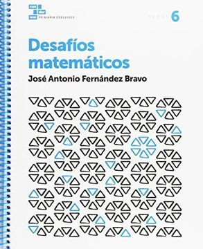 portada Cuadernos Desafíos matemáticos 6