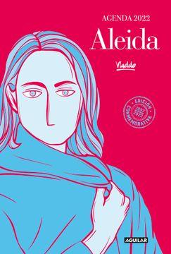 portada AGENDA ALEIDA 2022 ROJA