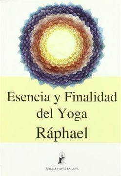 portada Esencia y Finalidad del Yoga