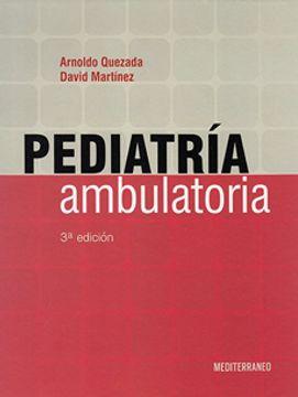 portada Pediatria Ambulatoria 3º Edicion