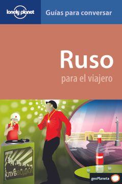 portada Ruso Para el Viajero 2 (Guías Para Conversar Lonely Planet)