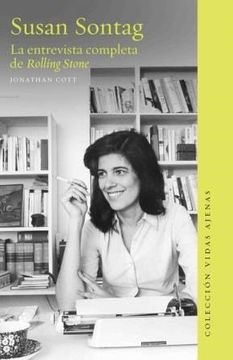portada Susan Sontag: La Entrevista Completa de Rolling Stone