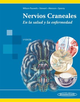 portada Nervios Craneales: En la Salud y la Enfermedad