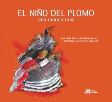 portada El niño del Plomo: Una momia inka