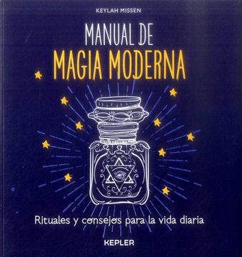 portada Manual de Magia Moderna