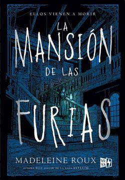 portada La Mansion de las Furias