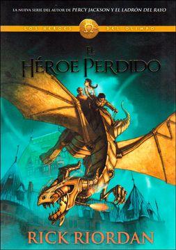 portada El Heroe Perdido