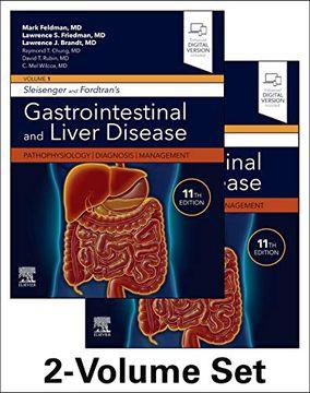 portada Sleisenger and Fordtran's Gastrointestinal and Liver Disease- 2 Volume Set: Pathophysiology, Diagnosis, Management (libro en Inglés)