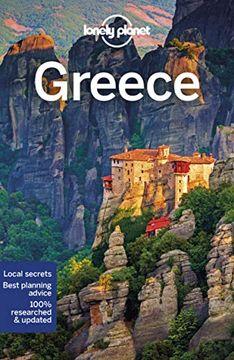 portada Lonely Planet Greece (Travel Guide) (libro en Inglés)